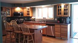 I love this roomy kitchen